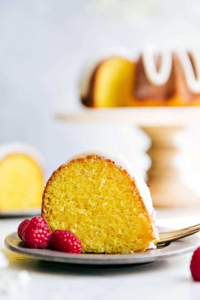 Best Lemon Bundt Cake The Recipe Critic