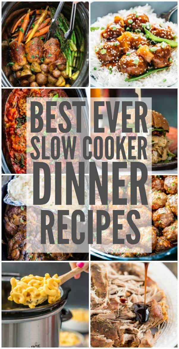 Best ever slow cooker dinner recipes the recipe critic best ever slow cooker dinner recipes forumfinder Image collections