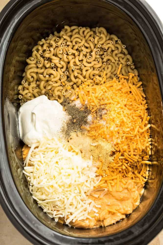 Slow Cooker Macaroni And Cheese The Recipe Critic