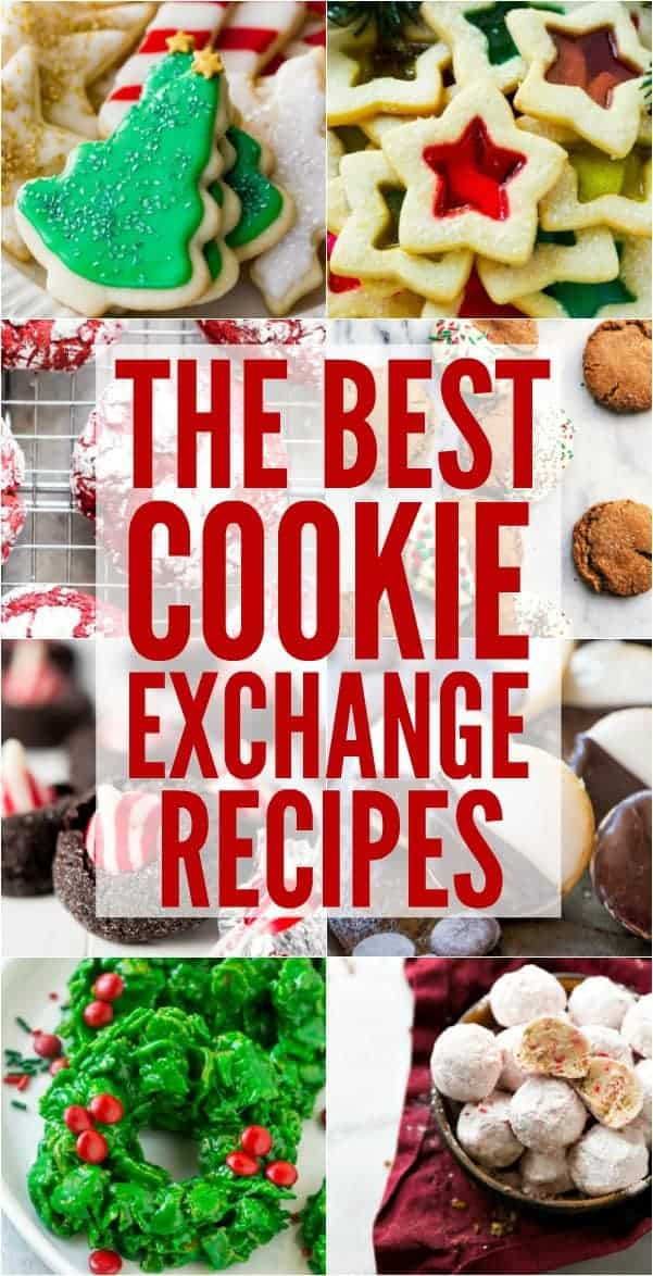 The Best Cookie Exchange Recipes The Recipe Critic