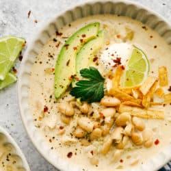 Receita de pimentão de frango branco   The Recipe Critic 4