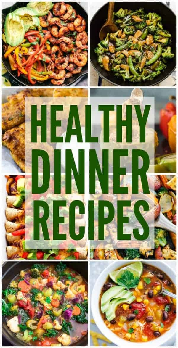 Healthy dinner recipes the recipe critic healthy dinner recipes forumfinder Gallery