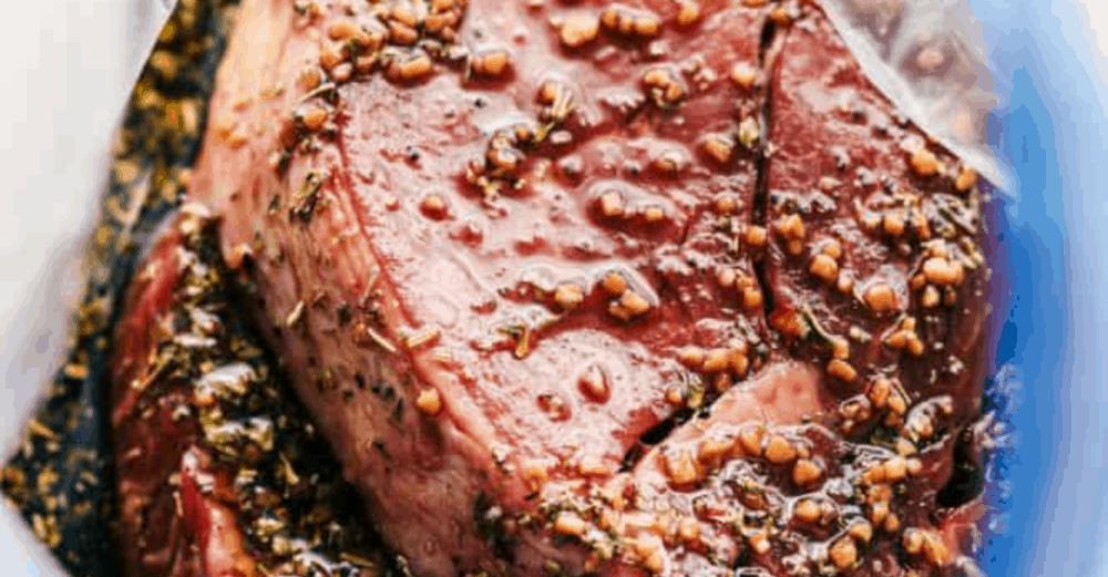 World's Best Steak Marinade