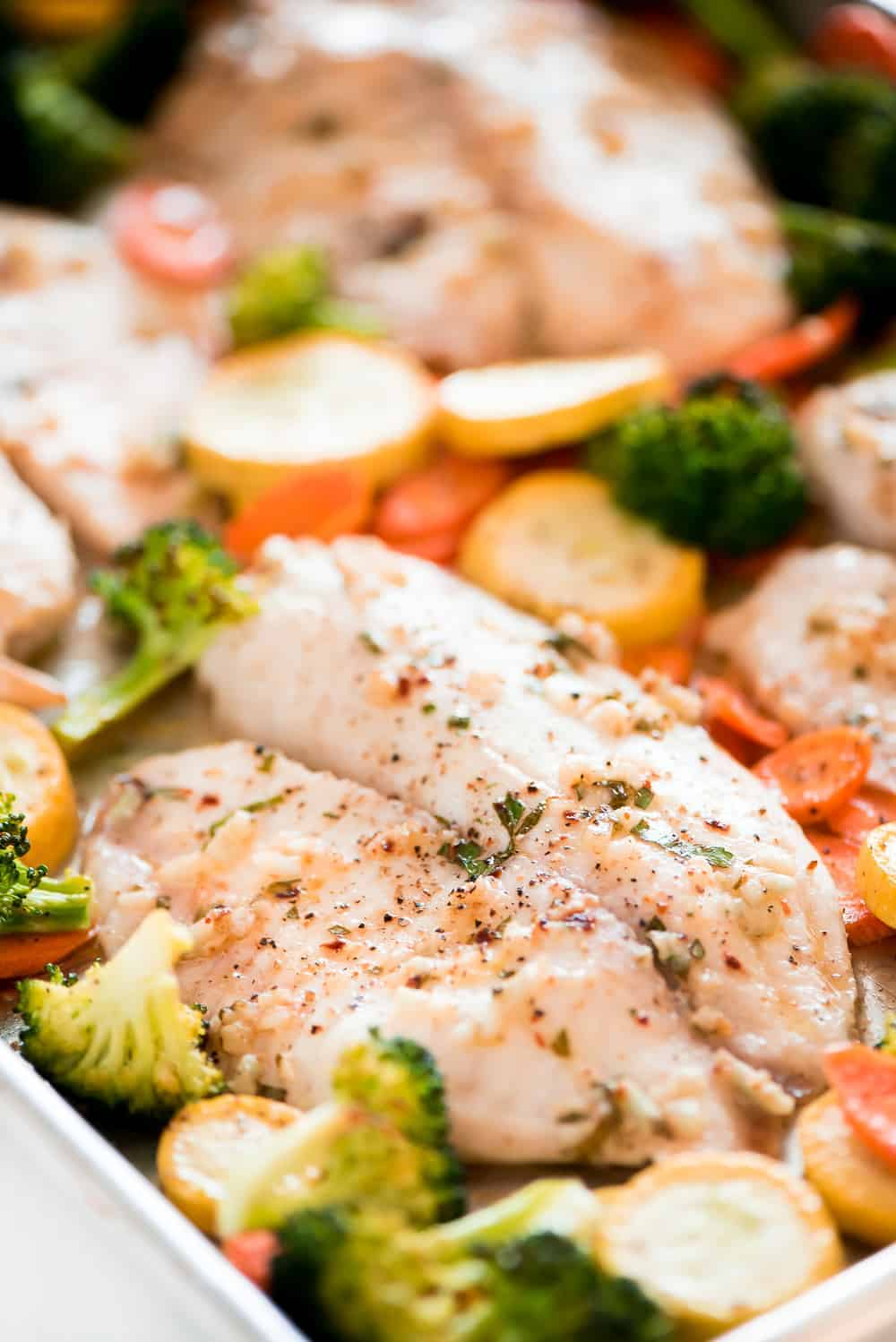 how to bake fish in the oven tilapia