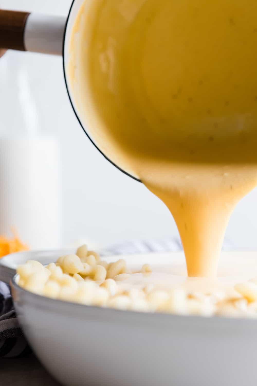 how do you make homemade macaroni and cheese