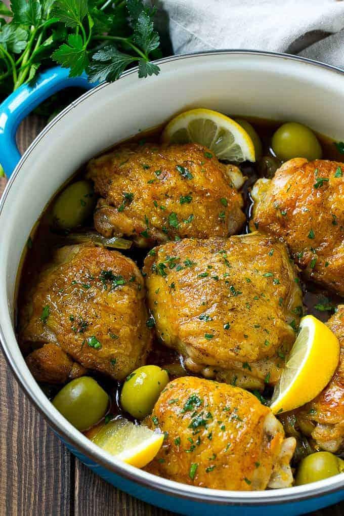 Moroccan Chicken The Recipe Critic
