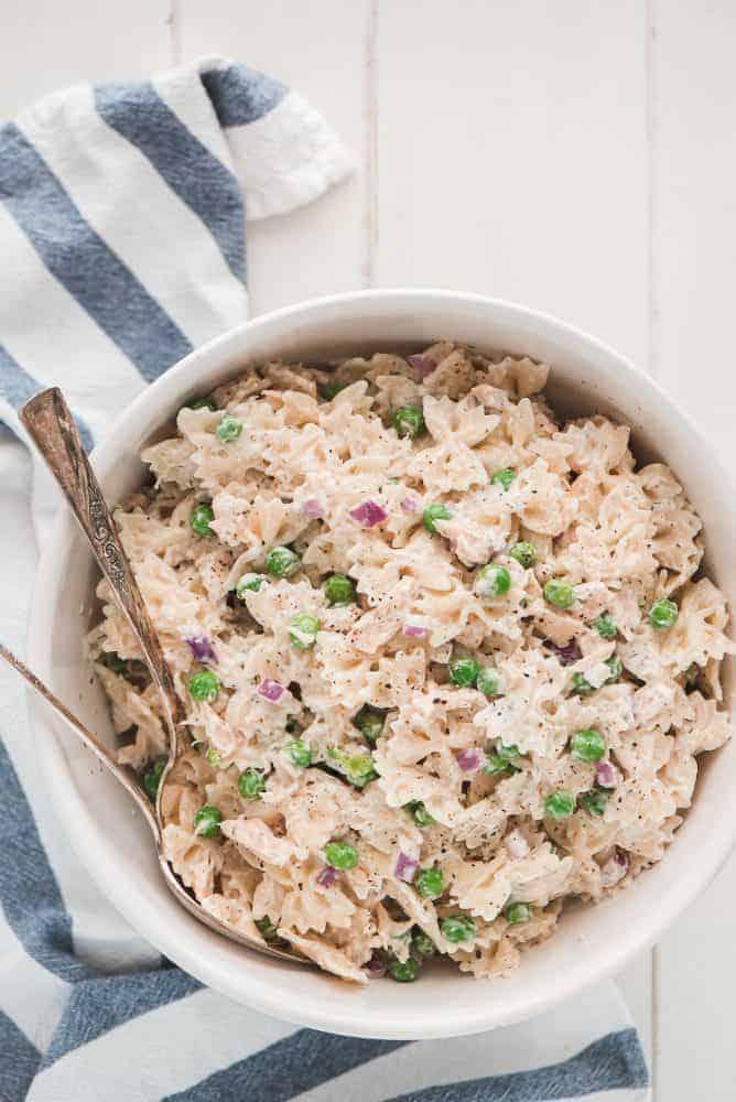 Easy Tuna Pasta Salad The Recipe Critic