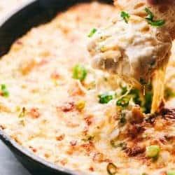 cheesy hot crab dip 2now-trending