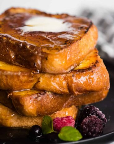 creme brulee french toast 4now-trending