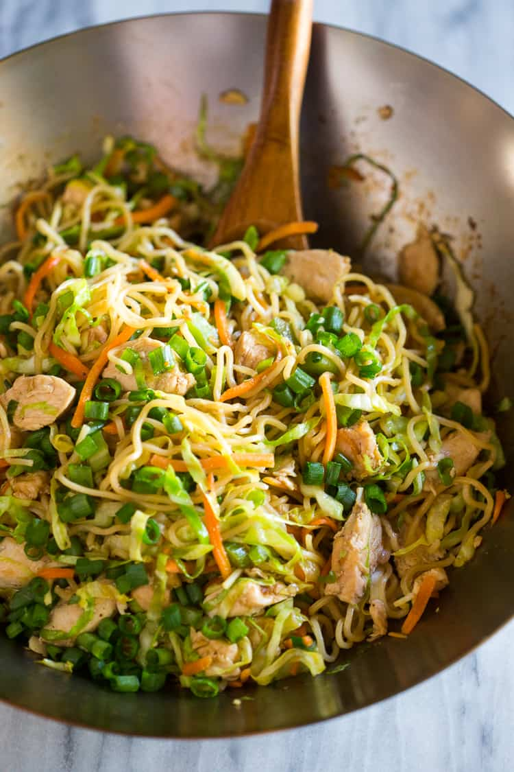 Easy Chicken Chow Mein The Recipe Critic