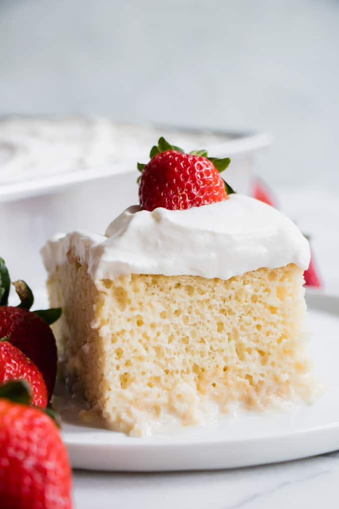 Perfect Tres Leches Cake The Recipe Critic