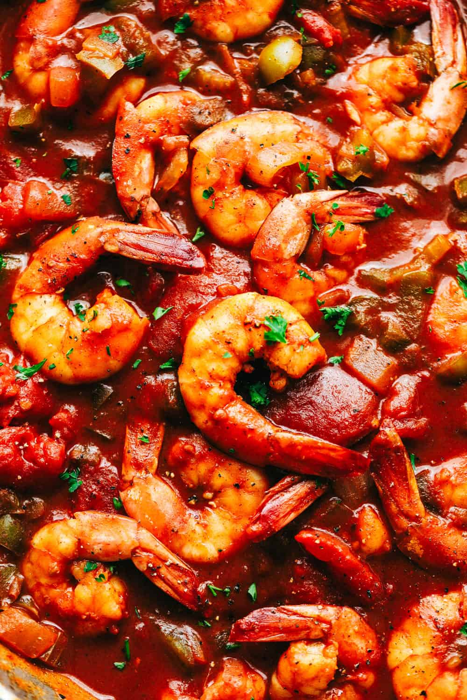 Easy Shrimp Creole The Recipe Critic
