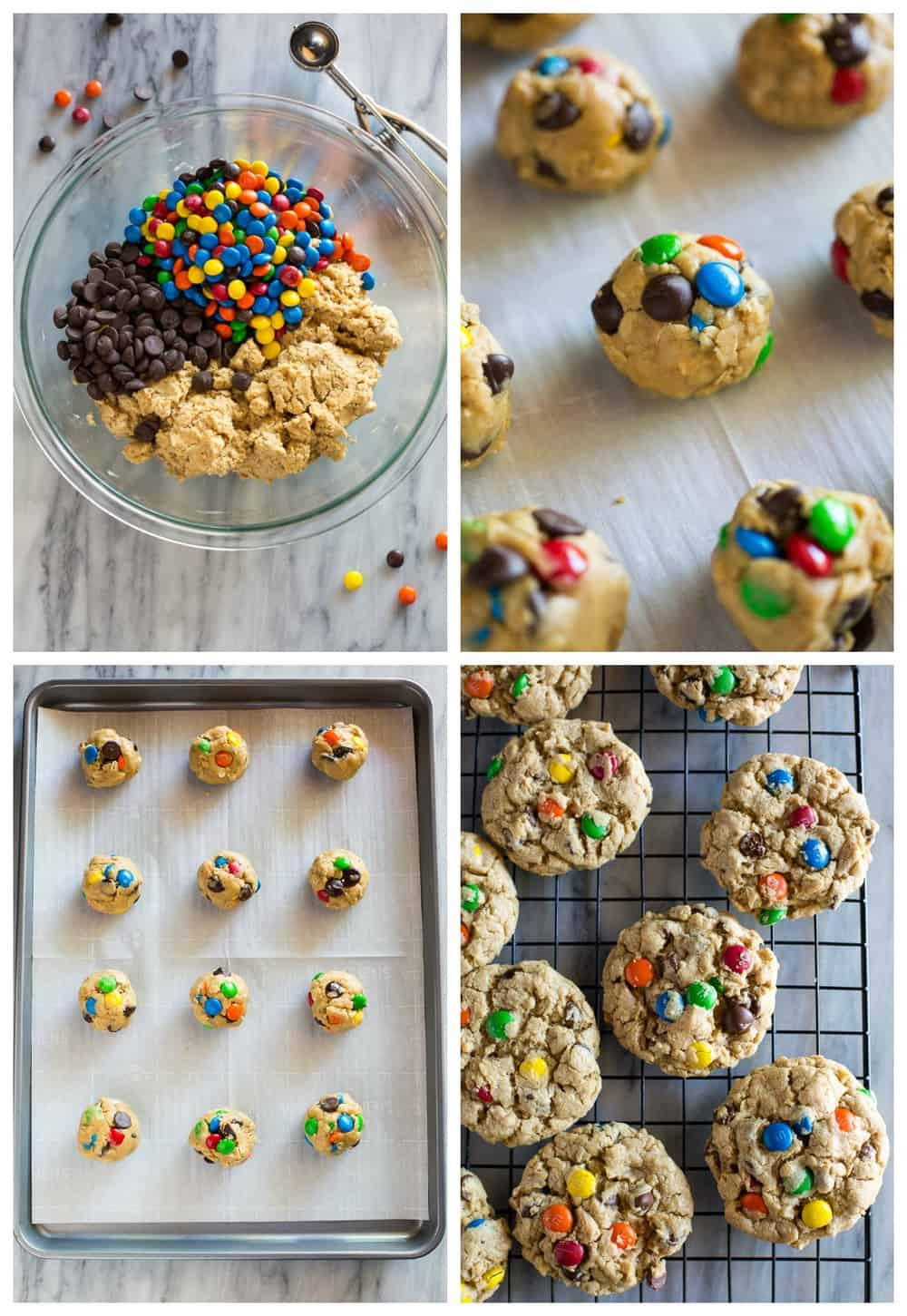 How to make cookies.