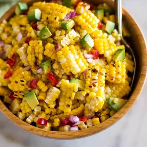 Corn Salad Recipes Cold