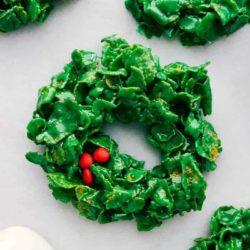 WREATH7 - Christmas Recipes