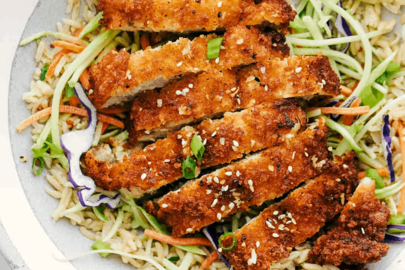 Awesome Chicken Katsu Recipe The Recipe Critic