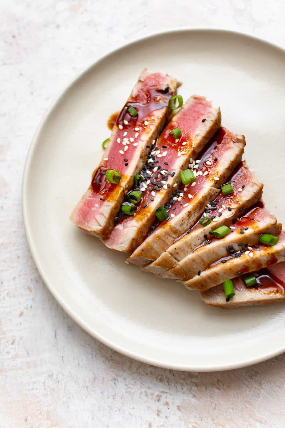ahi tuna recipe