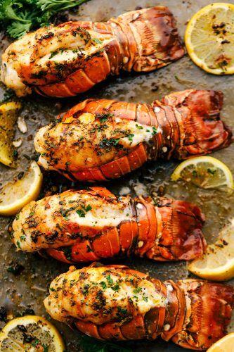 The Best Lobster Tail Recipe Ever!