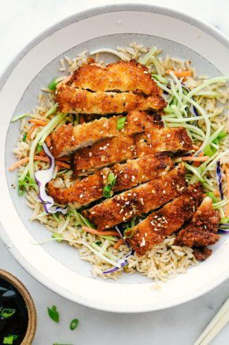 Impresionante pollo Katsu | El crítico de recetas 10