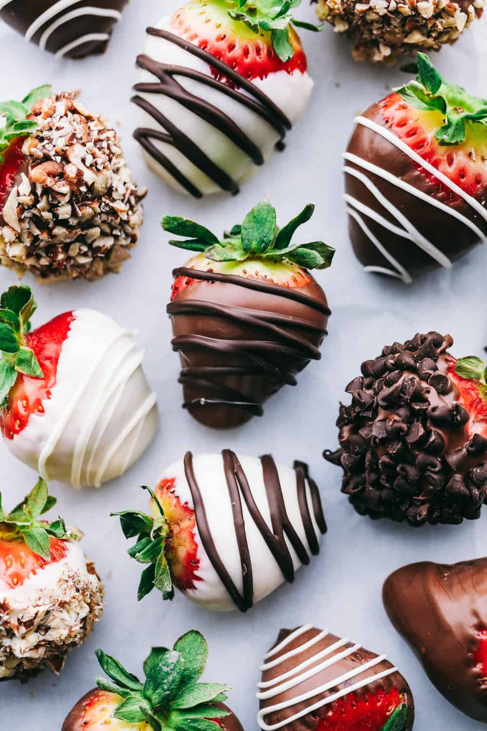 Best Chocolate Covered Strawberries Recipe How To Easily Make Them