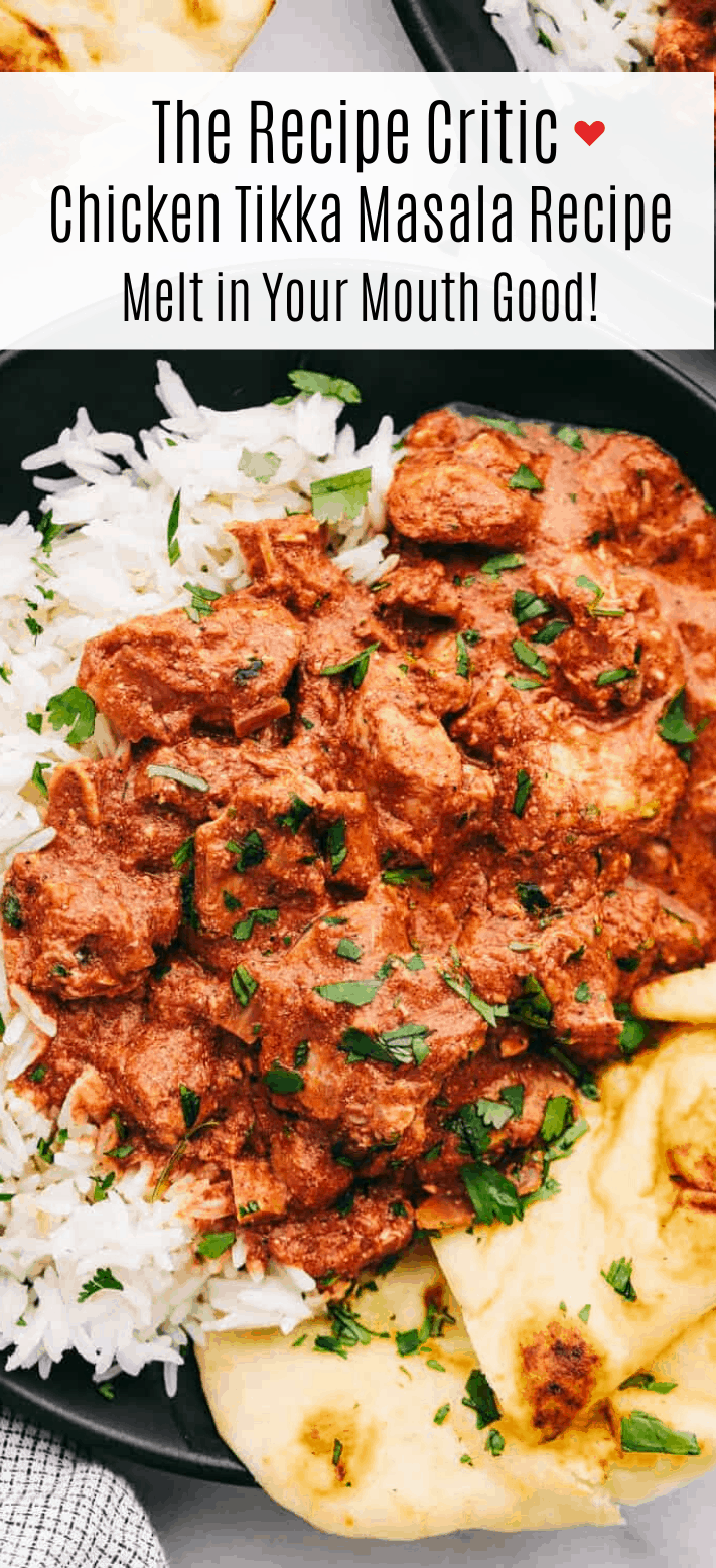 Slow Cooker Chicken Tikka Masala Recipe The Recipe Critic