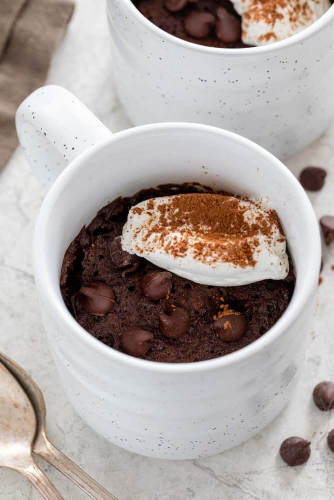 Chocolate Mug Cake Recipe The Recipe Critic
