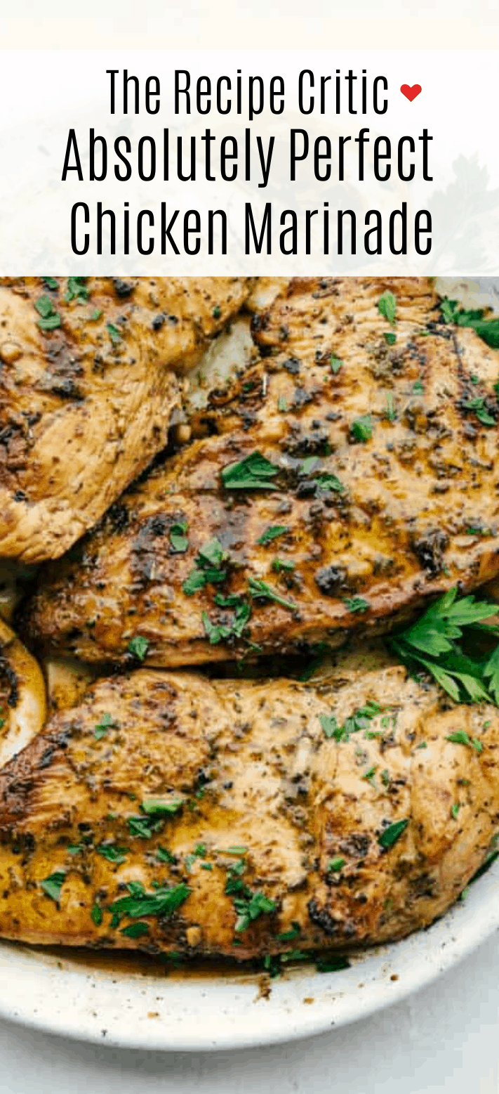 Marinada de frango absolutamente perfeita | O crítico da receita 2