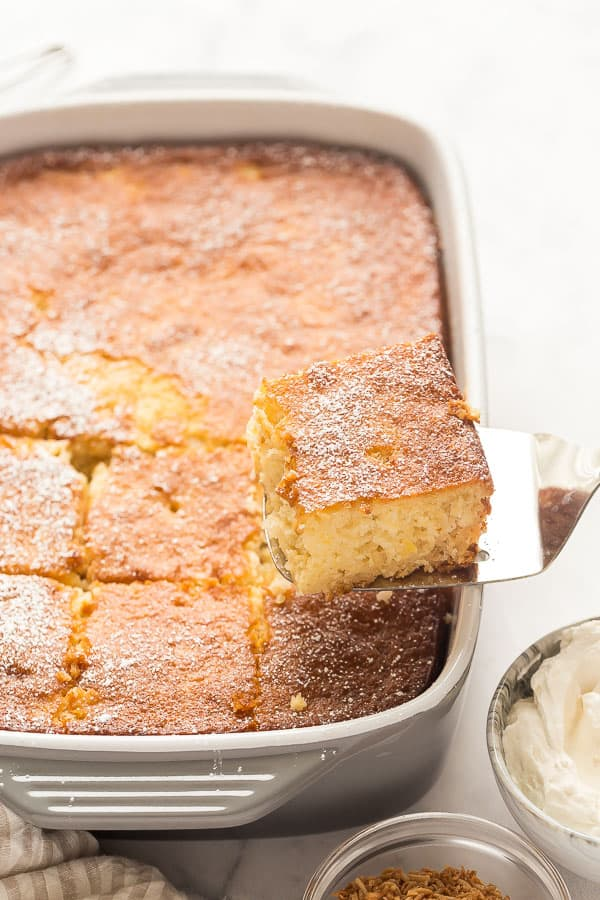 pineapple cake whole