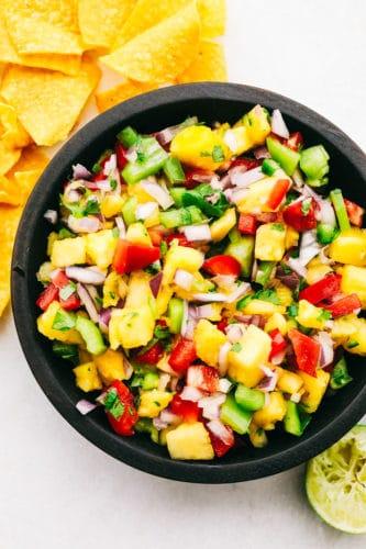 Receita de Salsa de Abacaxi | O crítico da receita 4