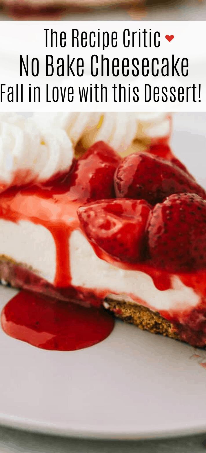 Cheesecake sem Assar | O crítico da receita 2