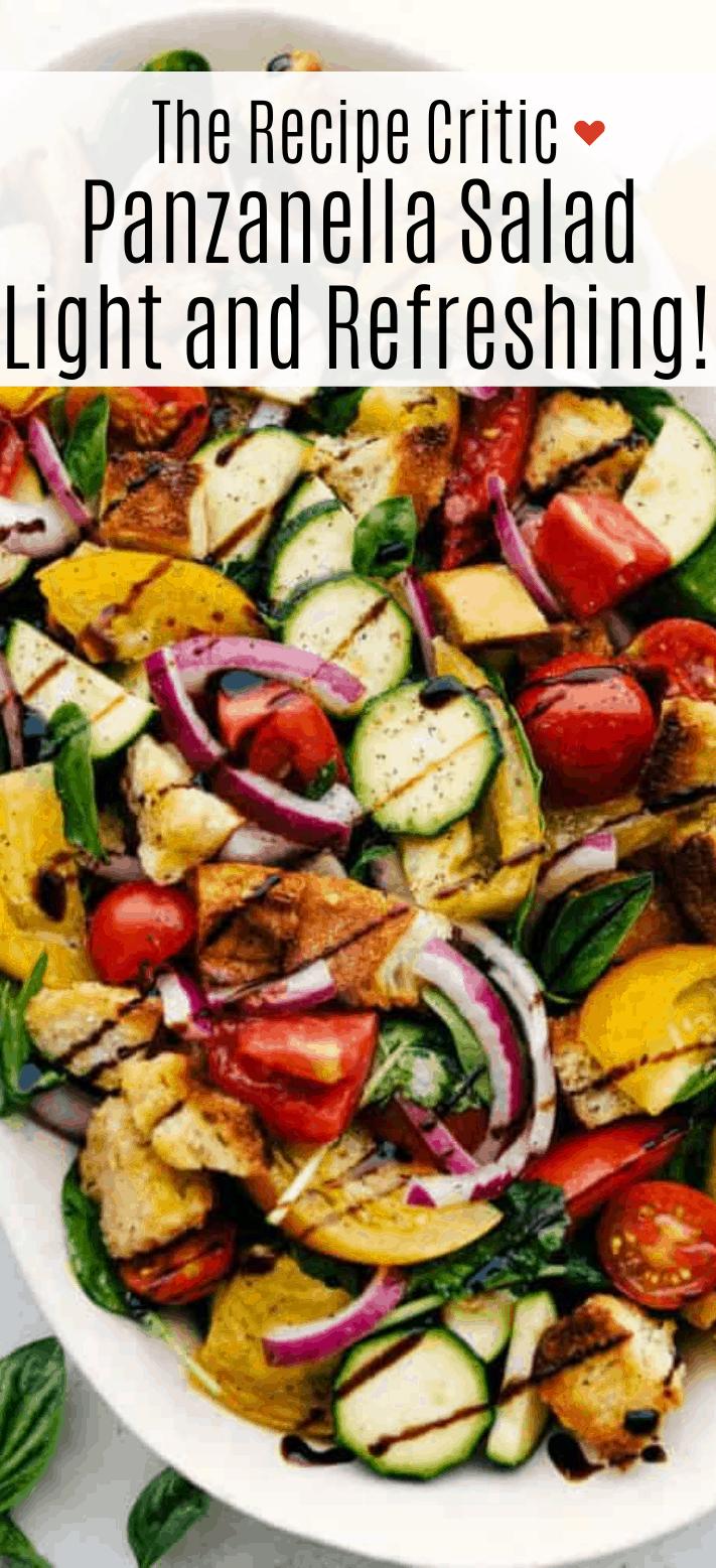 Salada Panzanella |  The Recipe Critic 2