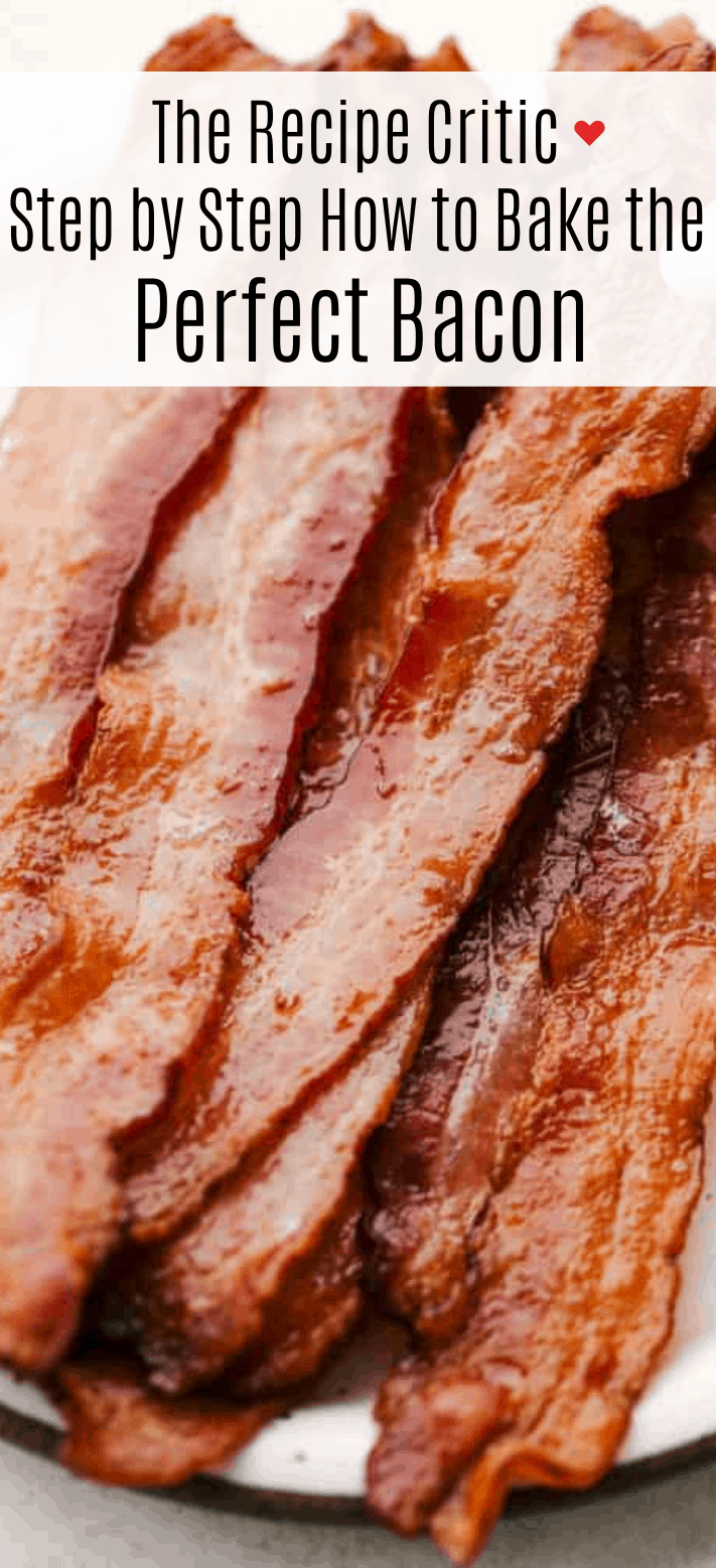 How to Bake the Perfect Bacon (Step By Step!) | Cook & Hook