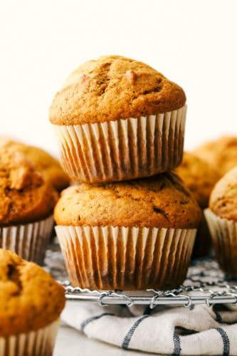 Como fazer muffins de abóbora perfeitos 4