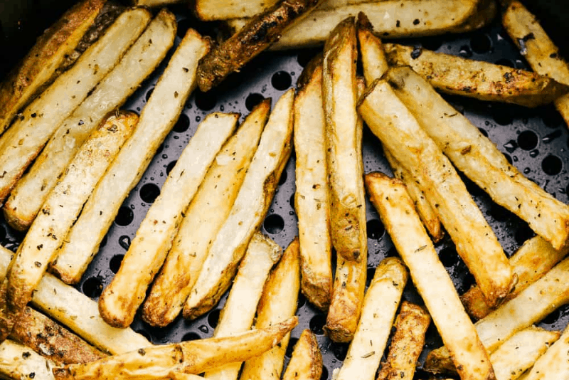 Amazing Air Fryer French Fries