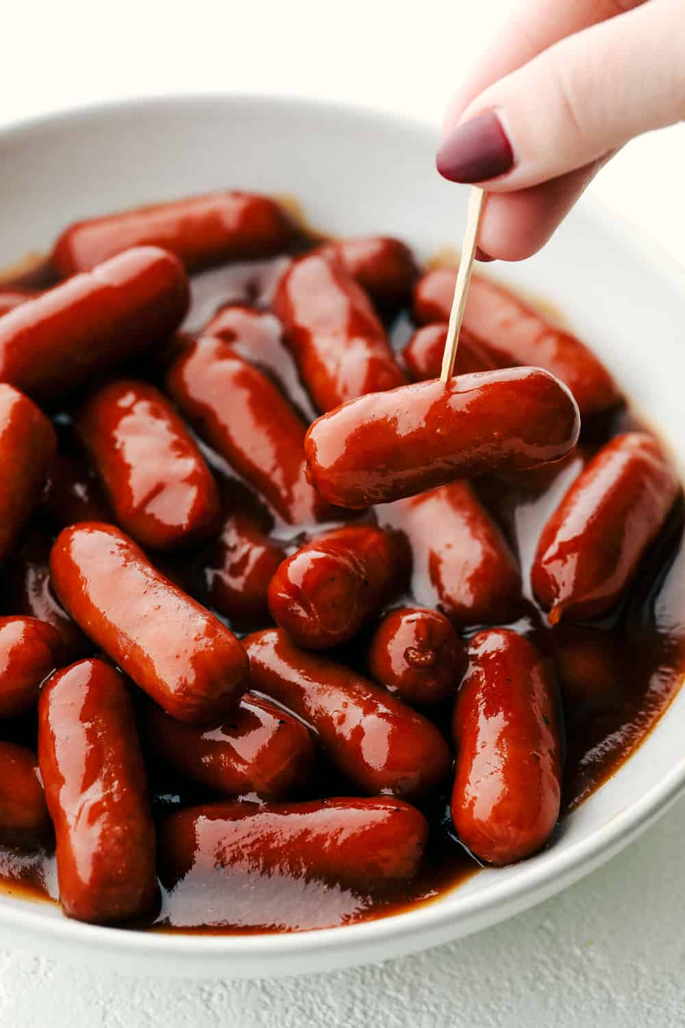 Rich, savory and flavorful Little Smokies.