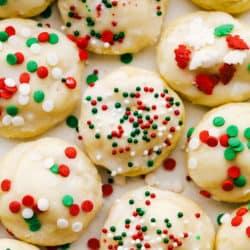 Cookies de natal italianos tradicionais   The Recipe Critic 4