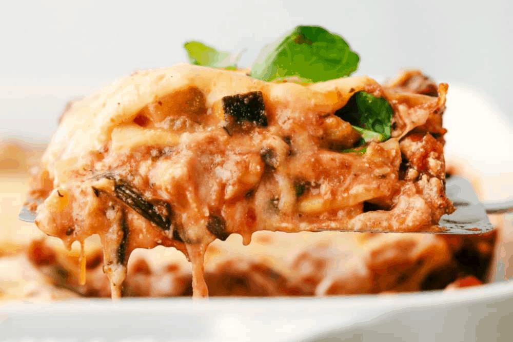 The Best Vegetarian Lasagna