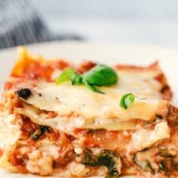 How to Make Vegetarian Lasagna Step by Step 4