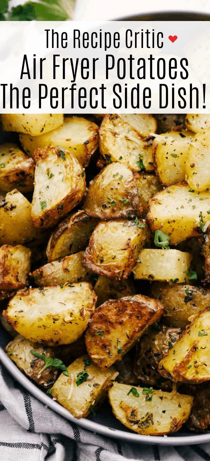 "Batatas fritadeiras {The BEST ""Roasted"" Potaotes} 2"