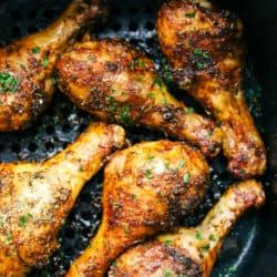 Fritadeira perfeita e crocante de frango coxinhas 4