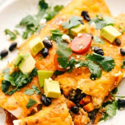vegetarianenchiladas