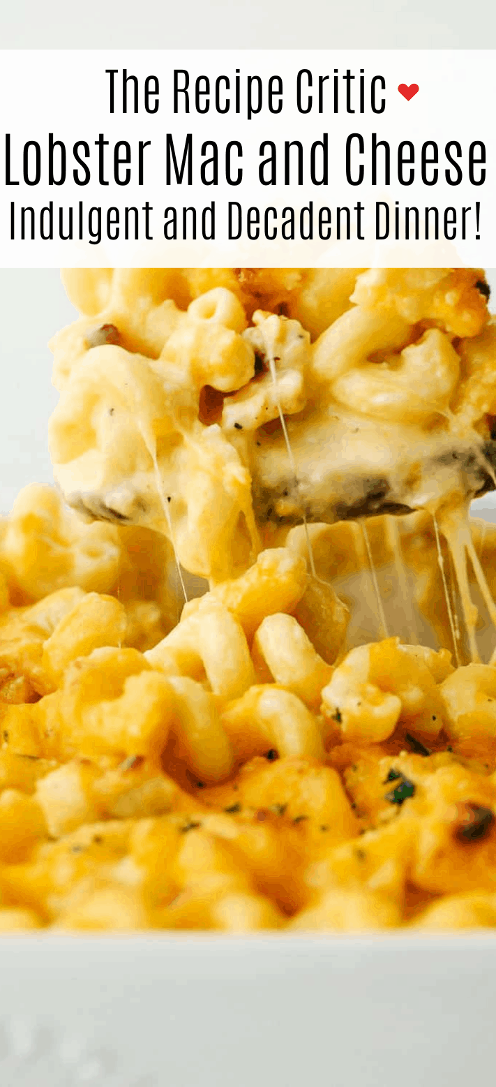 Incredible Lobster Mac and Cheese 2