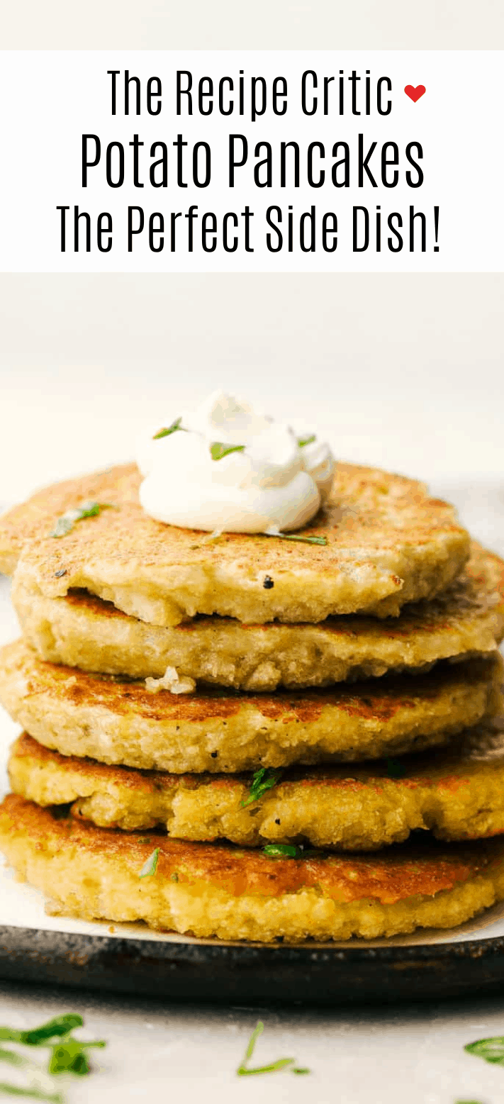 Favorite Mashed Potato Pancakes | The Recipe Critic