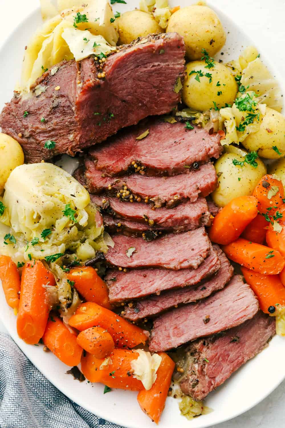 Instant Pot Corned Beef And Cabbage The Recipe Critic