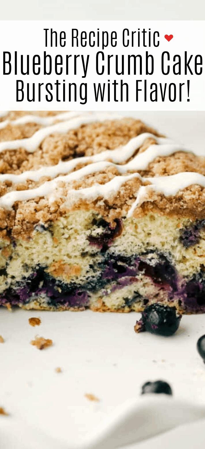 Blueberry Crumb Cake 2