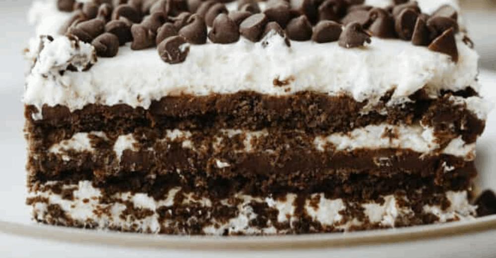 The Best Chocolate Icebox Cake Recipe