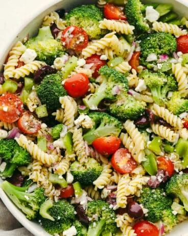 greekbroccolisalad