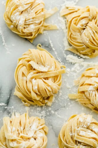 Homemade Pasta Step by Step