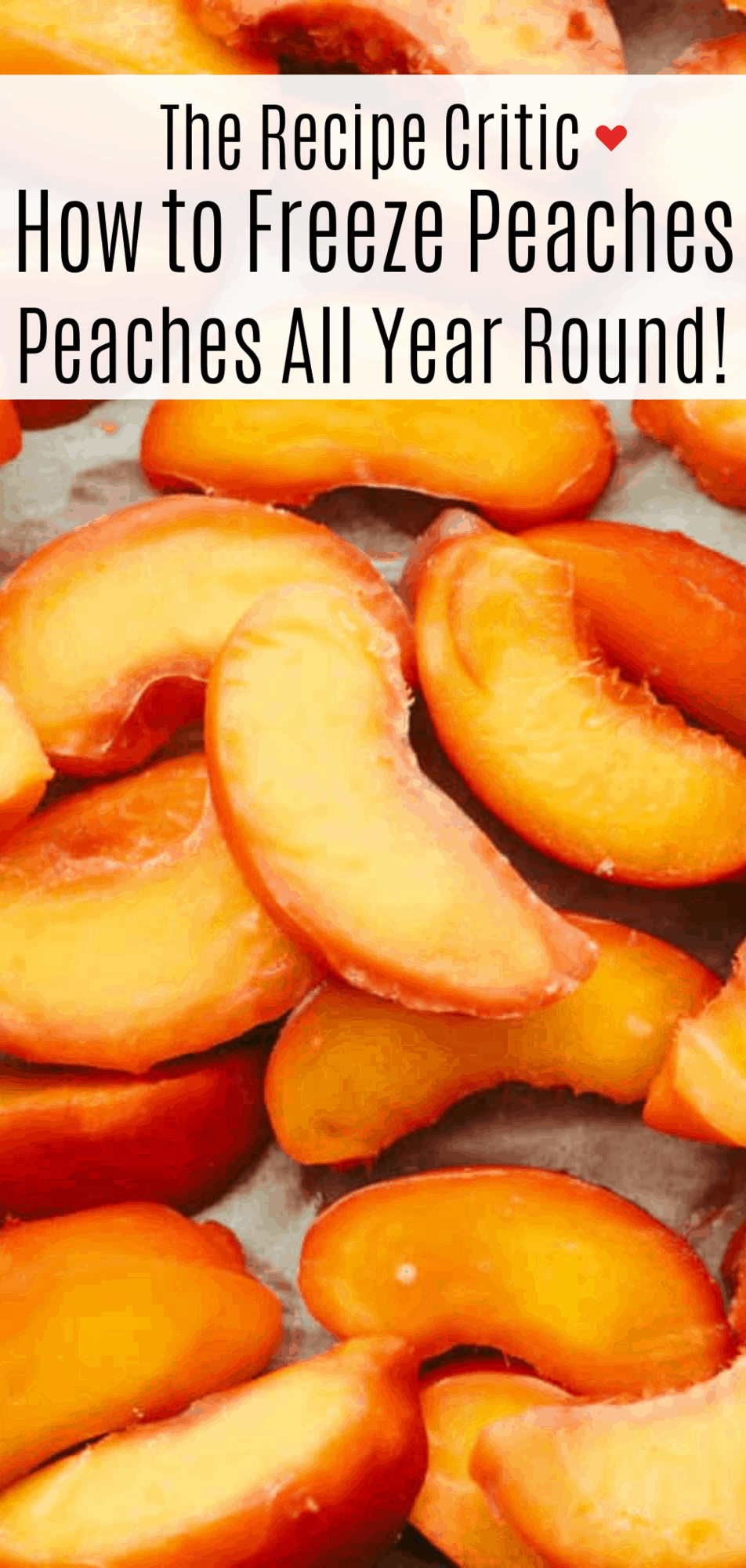 Frozen Peaches 1